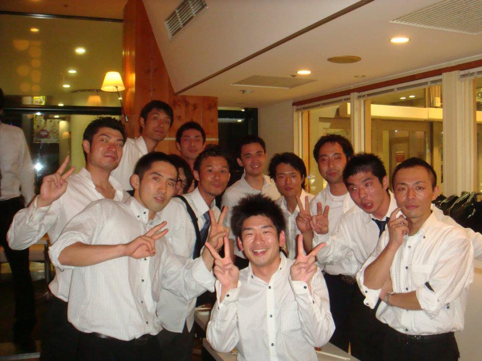 結婚式二次会@勉族